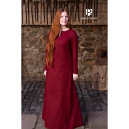 Waidblau by Burgschneider Medieval Undergarment Viking Dress Robe //Larp