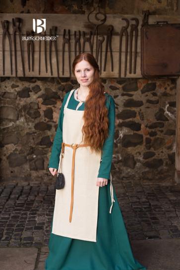 Viking Apron Dress Gyda by Burgschneider for Reenactment
