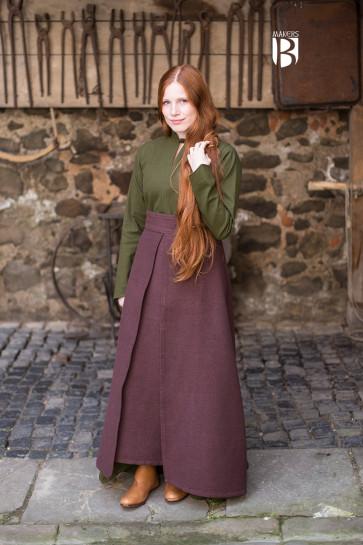 Brown Skirt Mera unisex