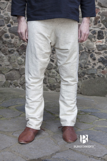 Straight archaelogical Thorsberg Pants Ragnar by Burgschneider