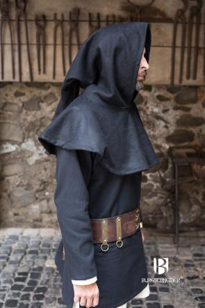 Gugel Cucullus - Wool Black