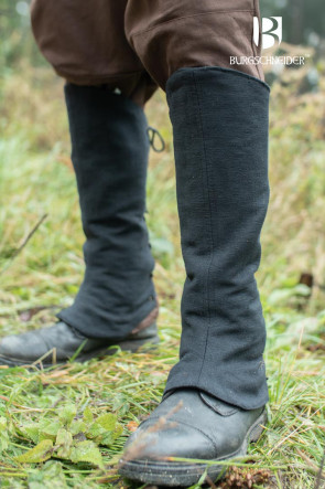 Gaiters Nares - Black