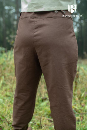 Pants Kerga - brown