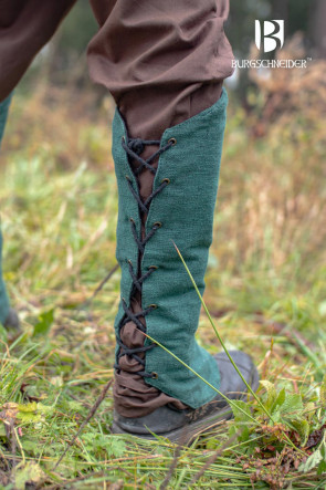 Gaiters Nares - Green