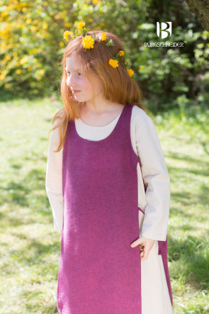 Children's Dress Ylva - Lilac