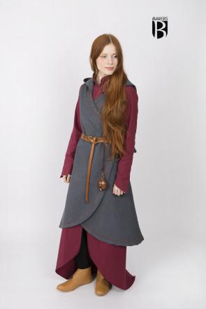 Wrap Dress Dala - Grey