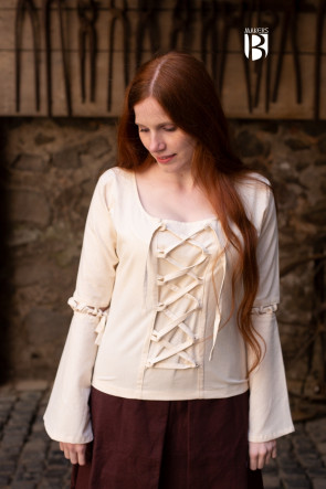 Blouse Ely - Natural