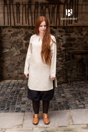 Undertunic Greta - Natural