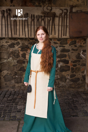 Viking Apron Dress Gyda by Burgschneider for Reenactment