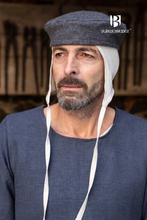 Wool Cap Hugo - Grey
