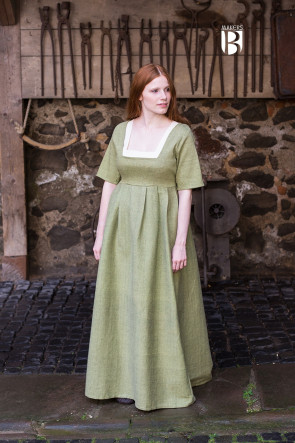 Linden green authentic womens dress