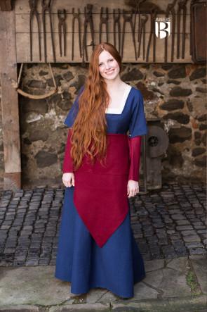 Apron cape or scarf bertrude