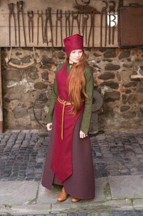 Magician's Chapeau Adis - Wool Red