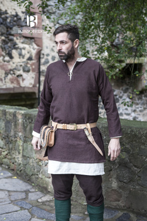 Short Tunic Erik with Undertunic