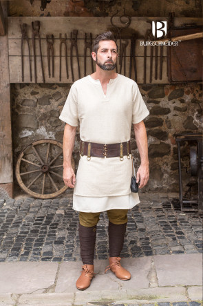 Garment Set Aegir with Undertunic and Short Sleeve Tunic