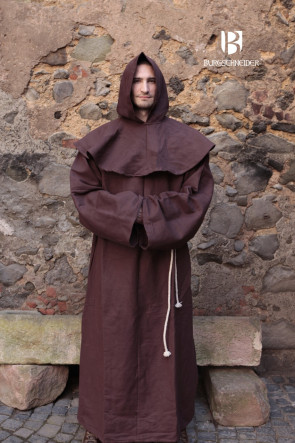 Brown Monks Habit Franziskus by Burgschneider