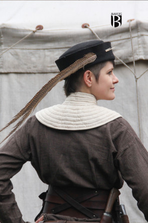 Padded Collar Rabenfurth - Natural