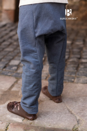 Children's Thorsberg Pants Ragnarsson - Grey
