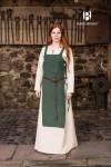 Apron Dress Gyda - Green