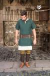 Short-Sleeve Tunic Aegir - Green