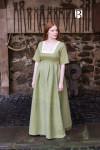 Women's Dress Frideswinde - Linden Green