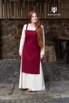 Vikingdress Jodis - Wool Red