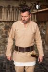 Short tunic Erik - Sand